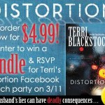 Distortion by Terri Blackstock, book review & giveaway