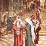 What Simeon Saw ~ a Christmas story