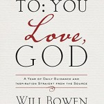 To: You; Love, God, book review