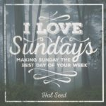 I Love Sundays by Hal Seed | book review