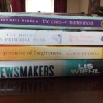 More Books in My Mailbox ~ spring roundup