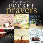 Pocket Prayers by Max Lucado | for inspiration
