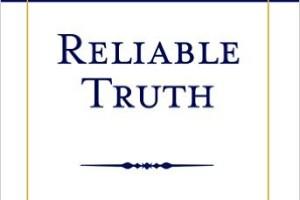 Reliable Truth by Richard E. Simmons III| Author interview