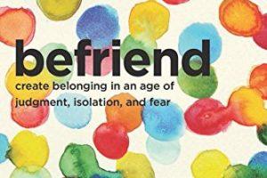 BeFriend by Scott Sauls   book review