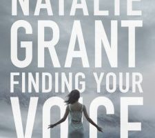 Finding Your Voice by Natalie Grant | book feature