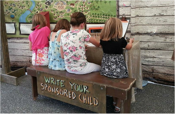Write a Better Letter to Your Sponsored Children