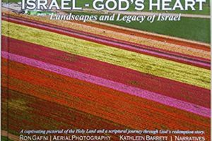 Israel — God's Heart: Landscapes and Legacy of Israel | book review