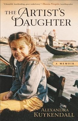 The Artist's Daughter by Alexandra Kuykendall | book spotlight