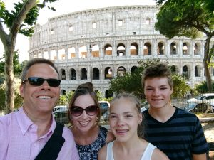 """""""Traveling the World with Kids"""" on the Mom Inspired Show"""