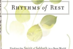 Rhythms of Rest by Shelly Miller | book review