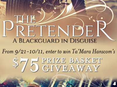 The Pretender by Ta'Mara Hanscom | book review + giveaway