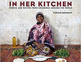 In Her Kitchen by Gabriele Galimberti   book spotlight