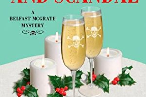 Bel, Book, and Scandal by Maggie McConnon | book review